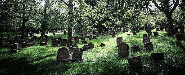 Jüdischer Friedhof in Worms, Rheinhessen