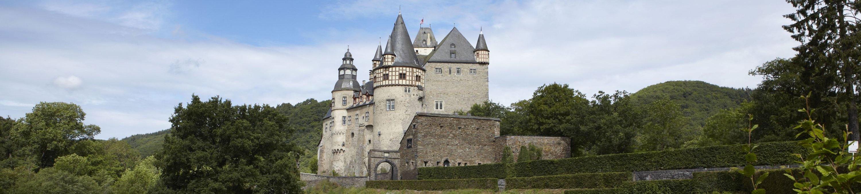 Das traumhafte Schloss Bürresheim, Eifel