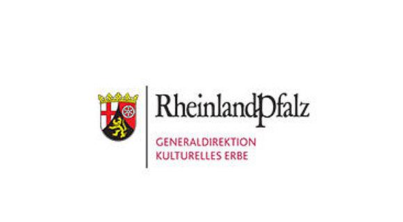 Logo Generaldirektion Kulturelles Erbe Rheinland-Pfalz