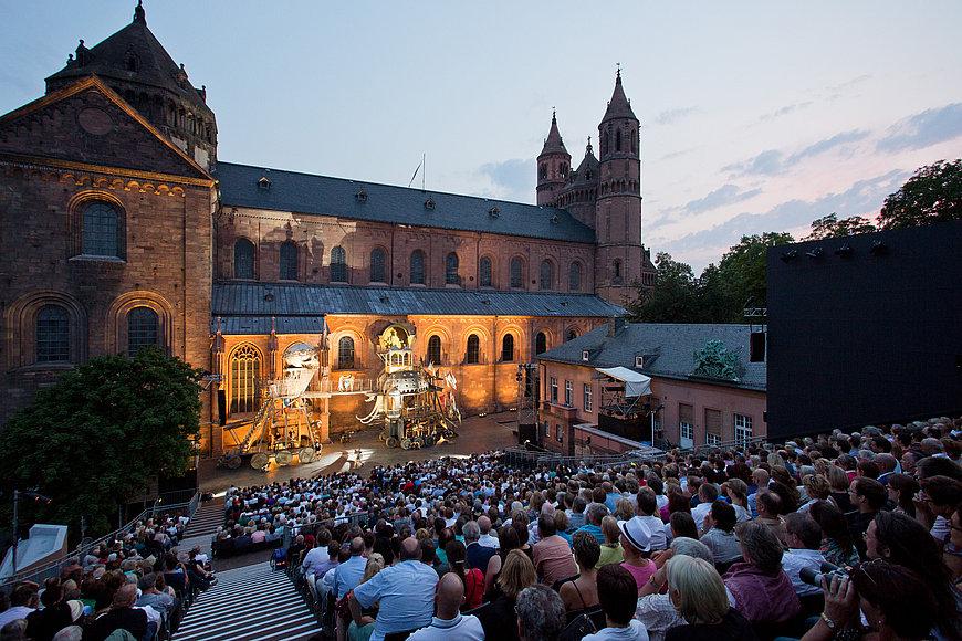 Nibelungenfestspiele Worms, Rheinhessen