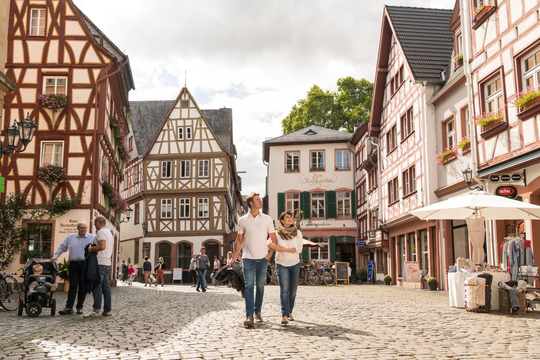 Gemütlicher Spaziergang durch die Mainzer Altstadt