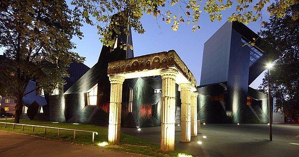 Mainz Neue Synagoge