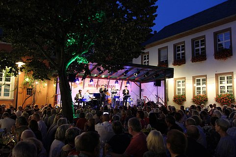 Jazz im Rathaushof