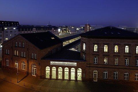 Museum für antike Schifffahrt Gebäude